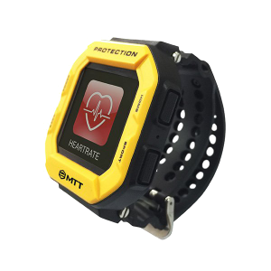 MTT smartwatch image showing sturdy casing