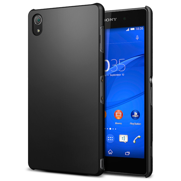 sony xperia z3 black toughphones. Black Bedroom Furniture Sets. Home Design Ideas